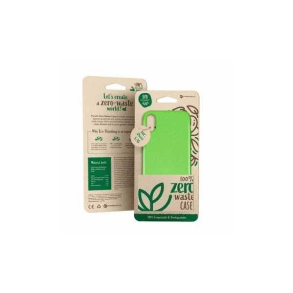 Biologisch abbaubare Handyhülle FORCELL BIO auf Apple iPhone 11  Grün